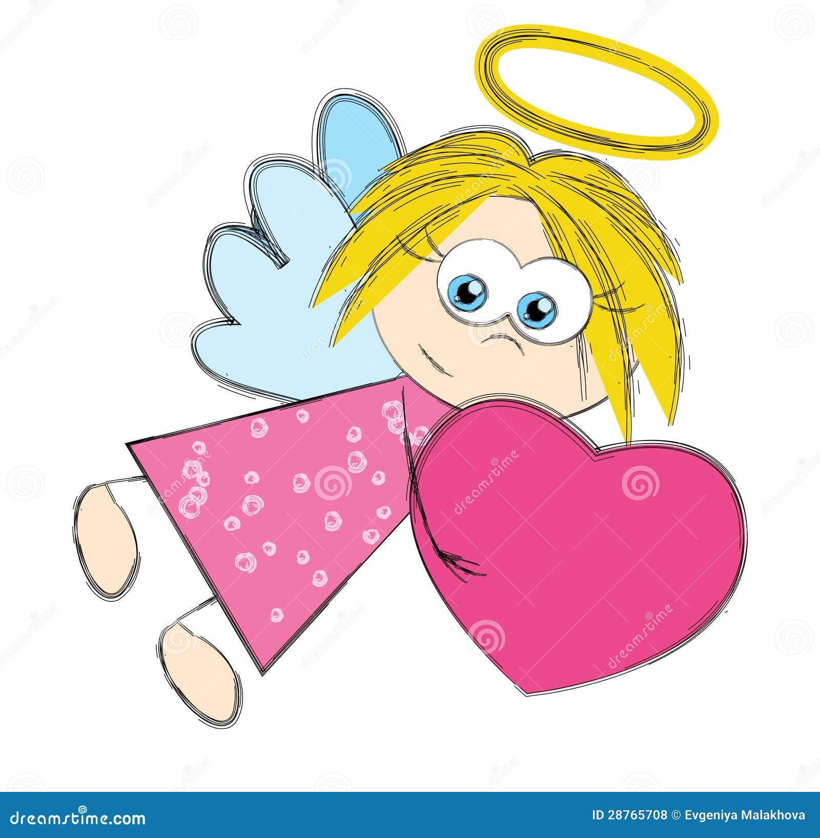 valentine angel clipart - photo #30