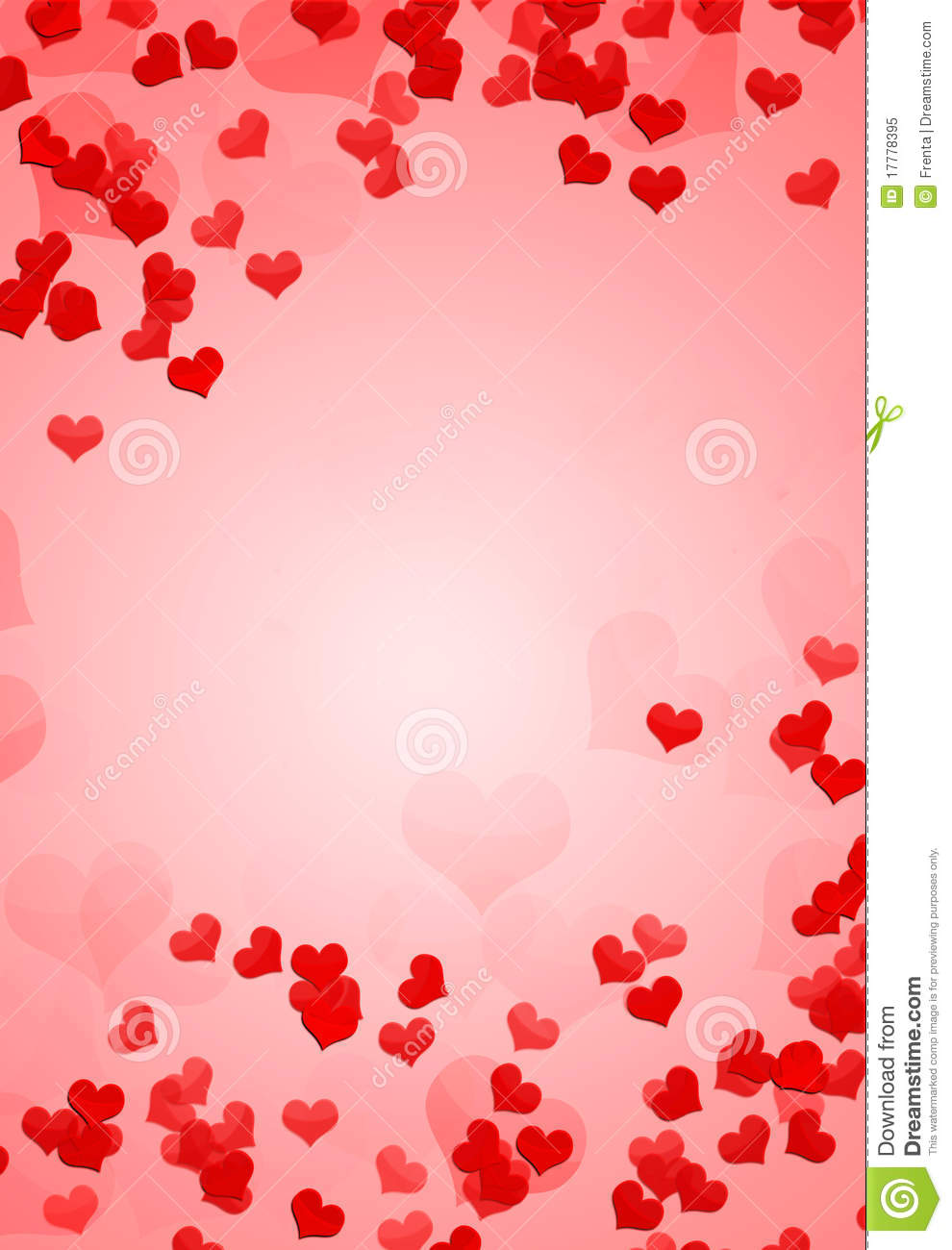 Valentine background stock illustration. Illustration of ...