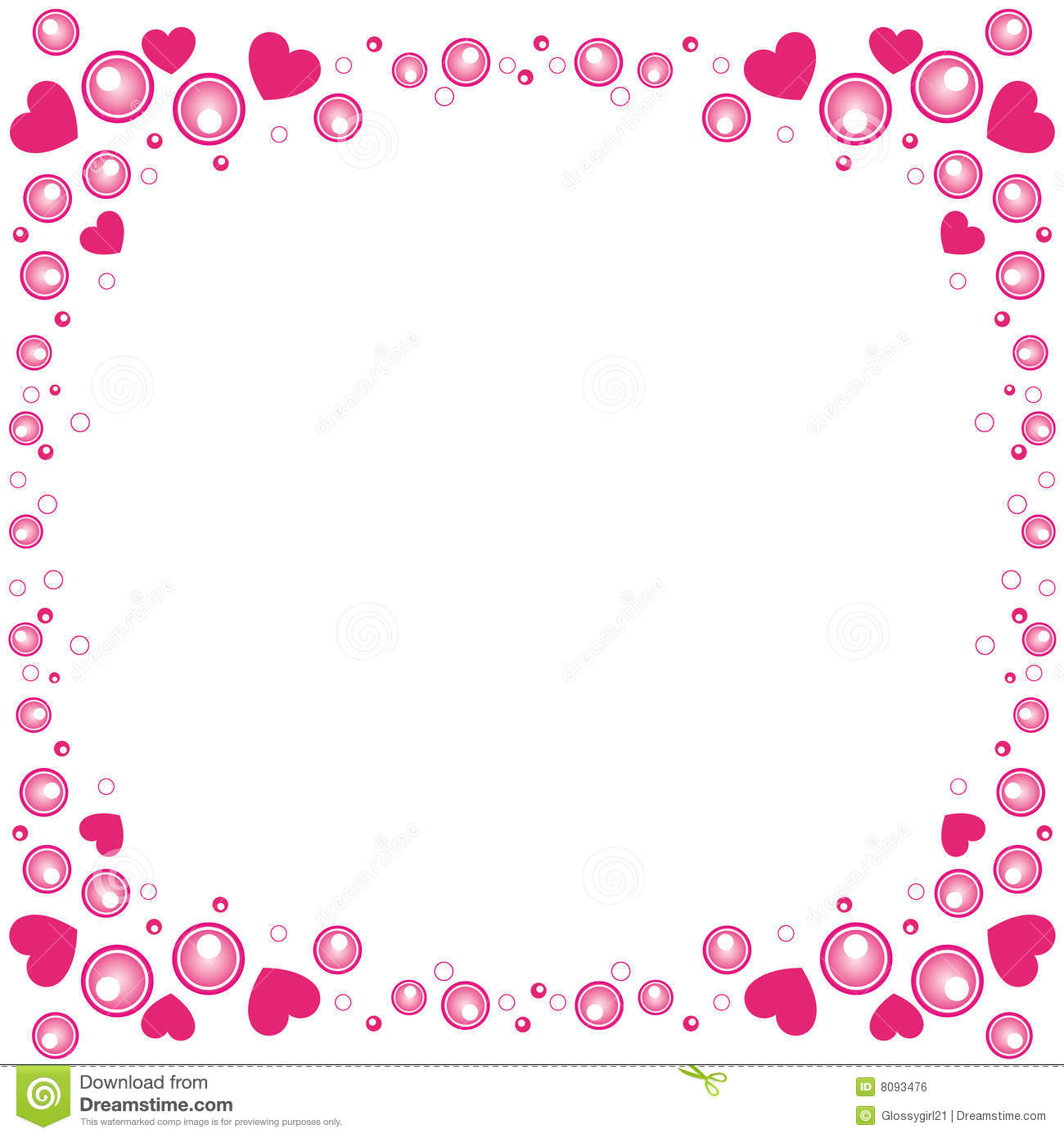 Valentines Day Background Clipart