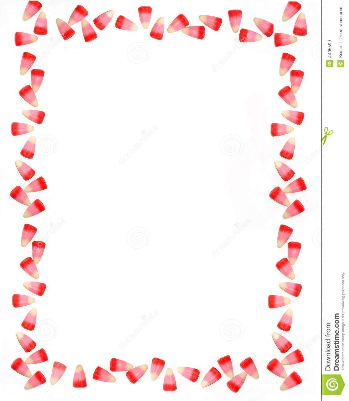 candy corn border perfect for Valentine s Day  Sweet candy frameValentines Day Candy Borders Free