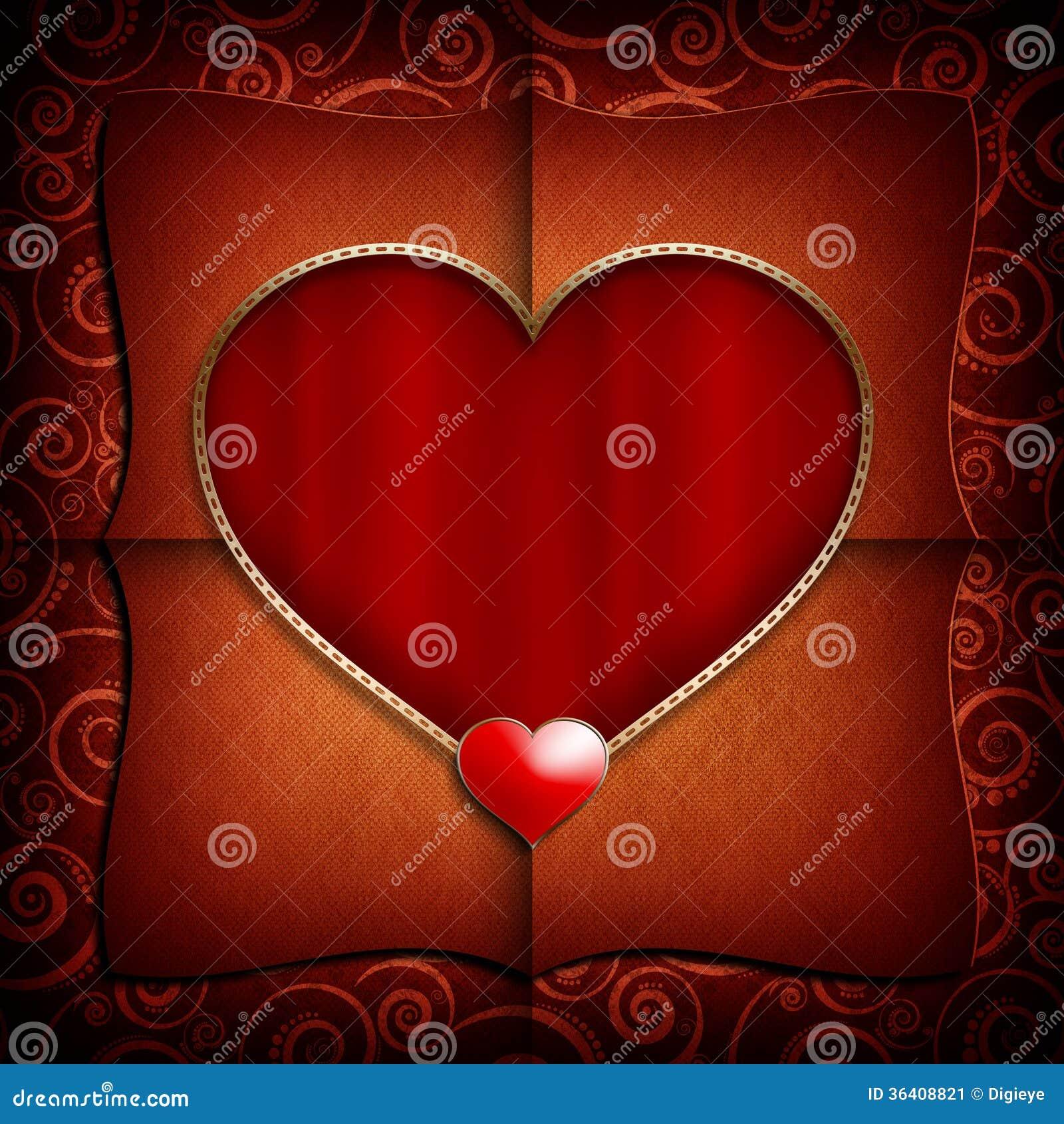 Valentine Day bakgrundsmall