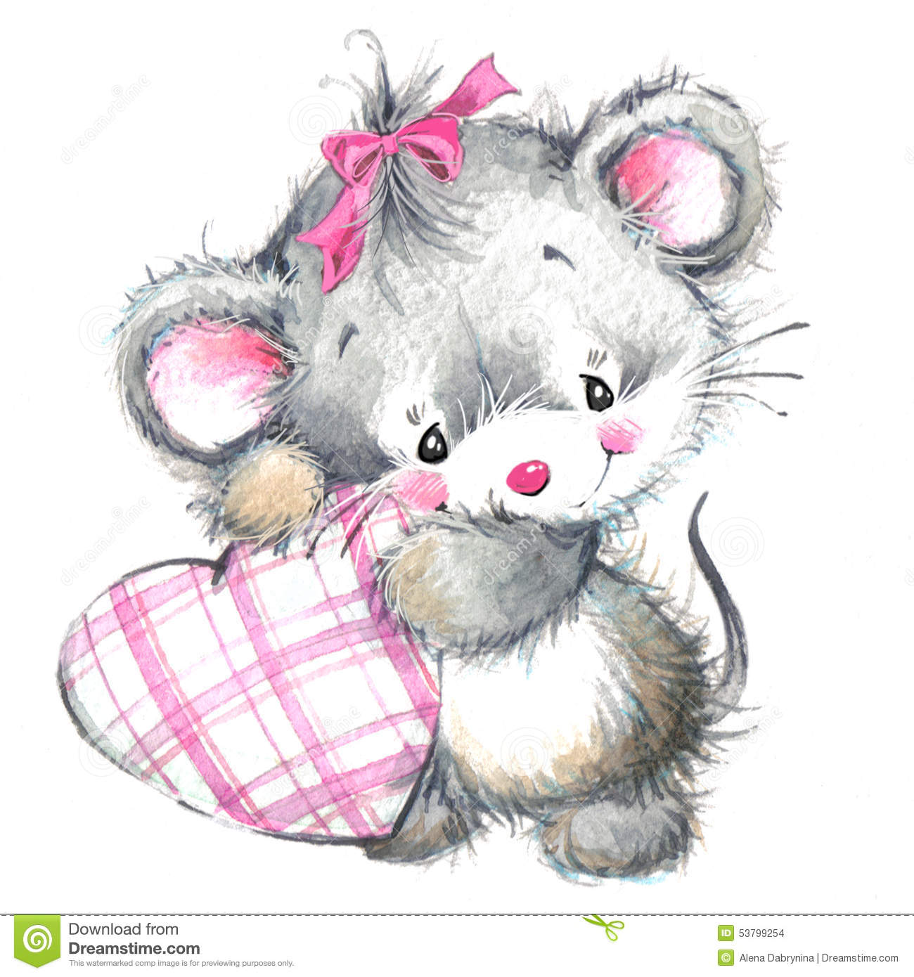 Valentine day and cute animal stock illustration - Valentine s day animal pics ...