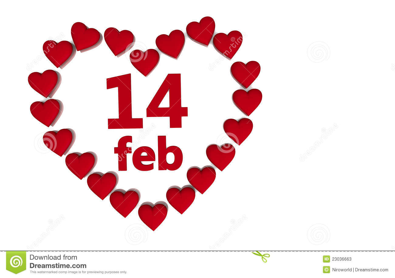 valentine day hearts stock illustration. image of passion - 23036663, Ideas