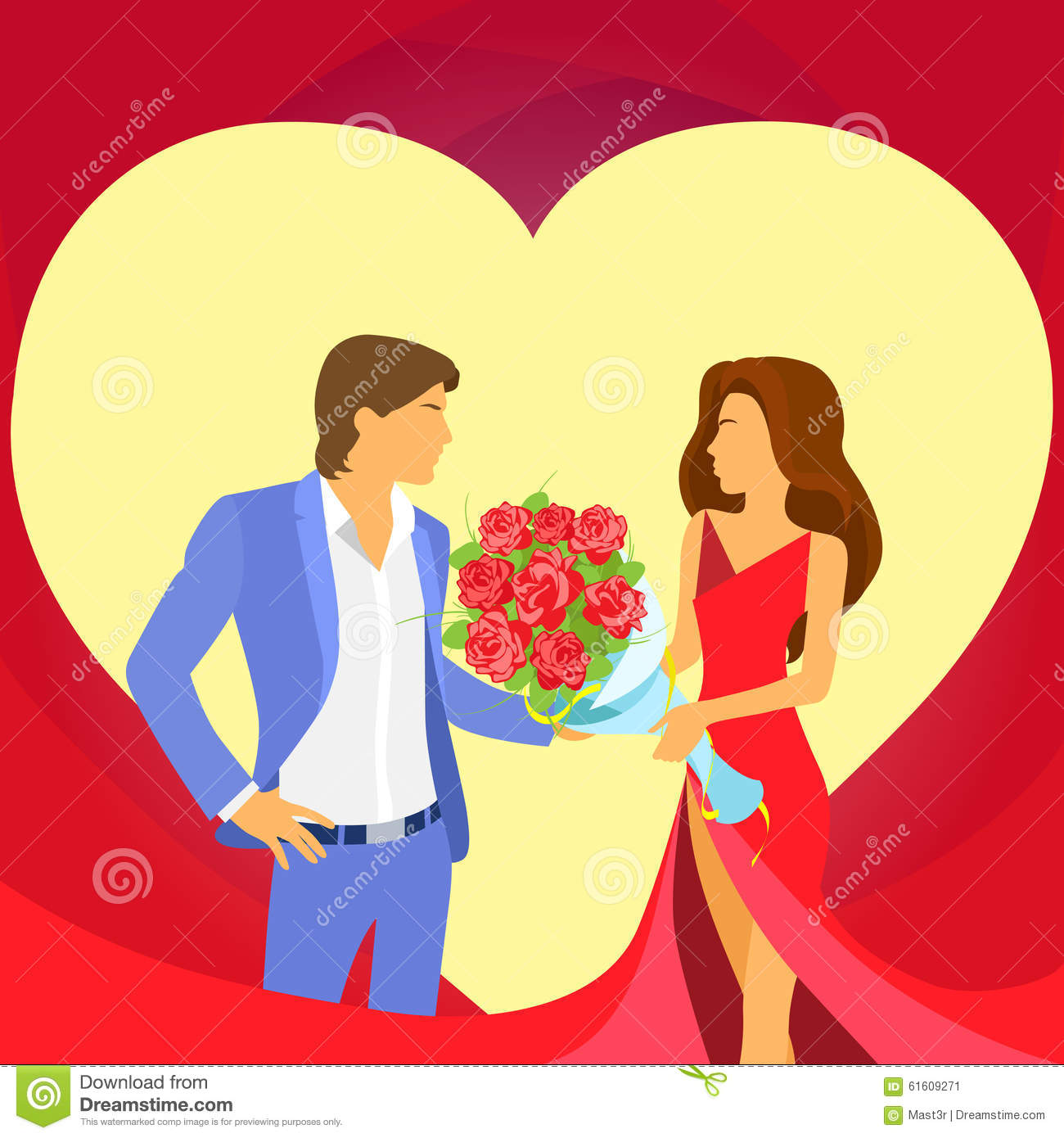 valentines day heart couple - photo #8