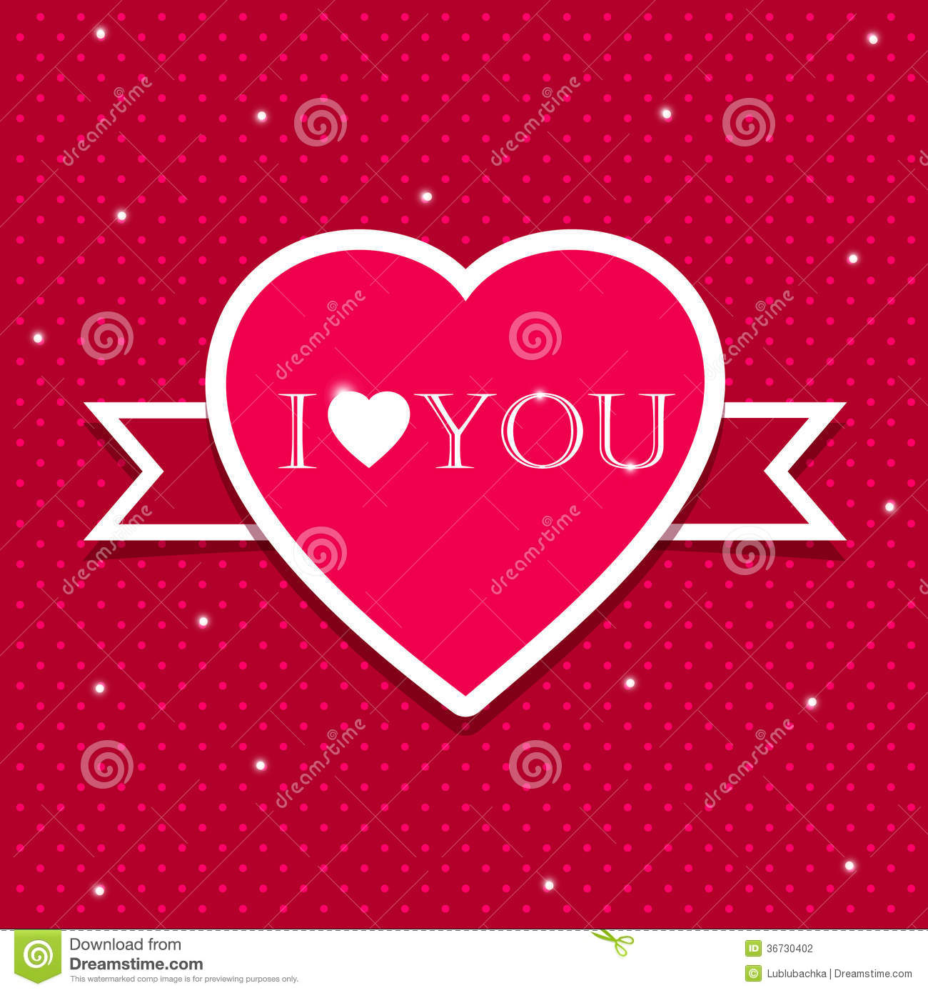 Valentine day love heart card template stock illustration valentine day love heart card template maxwellsz