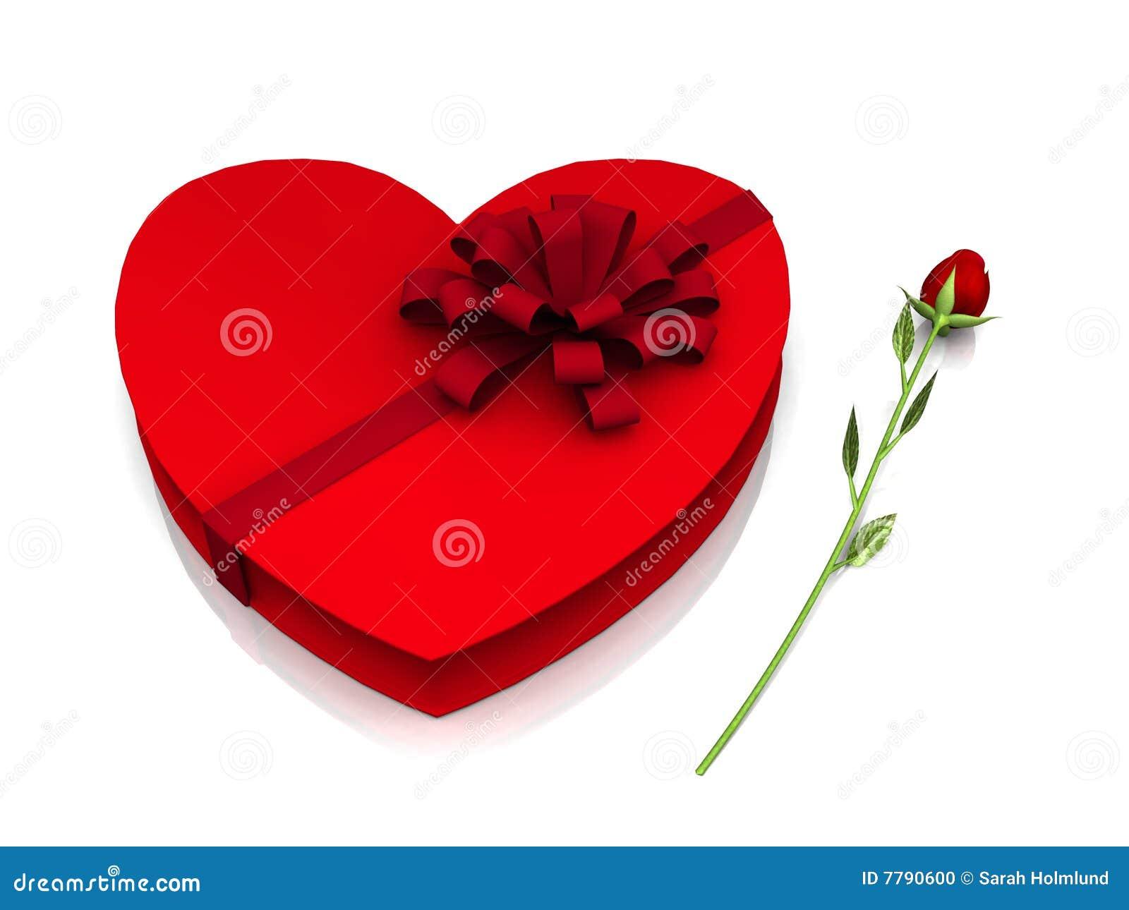 Valentine Gifts Stock Photo - Image: 7790600