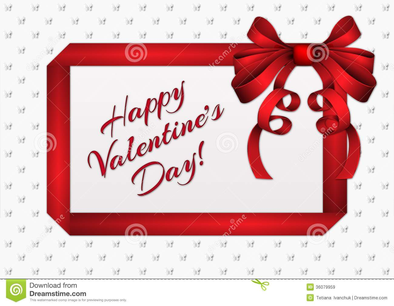 Valentine Greeting Card Royalty Free Stock Images - Image: 36079959