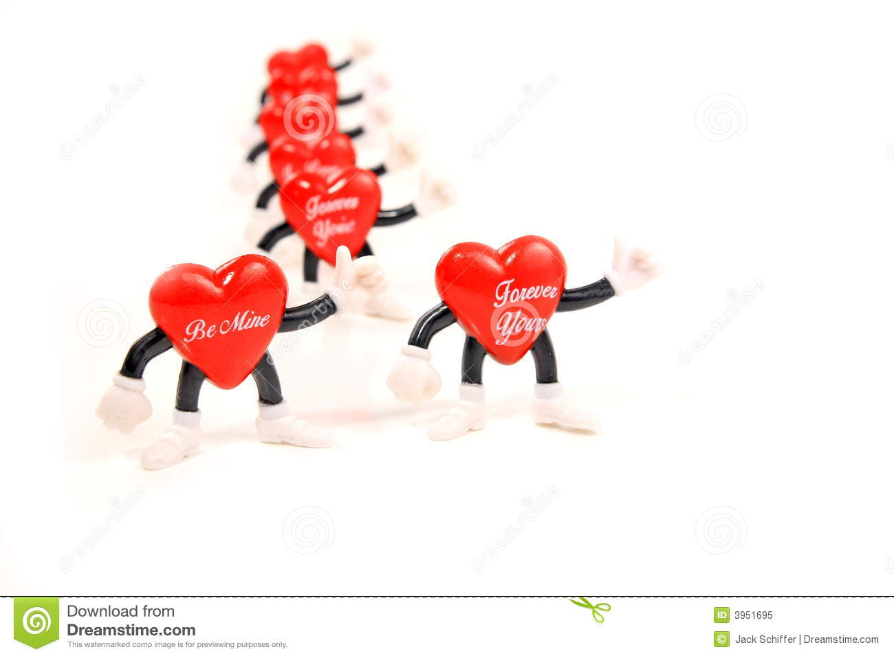 valentine heart messages