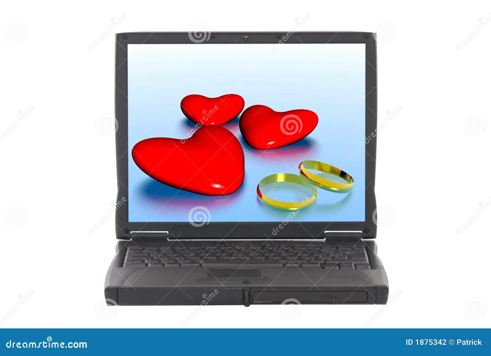 Online dating valentines