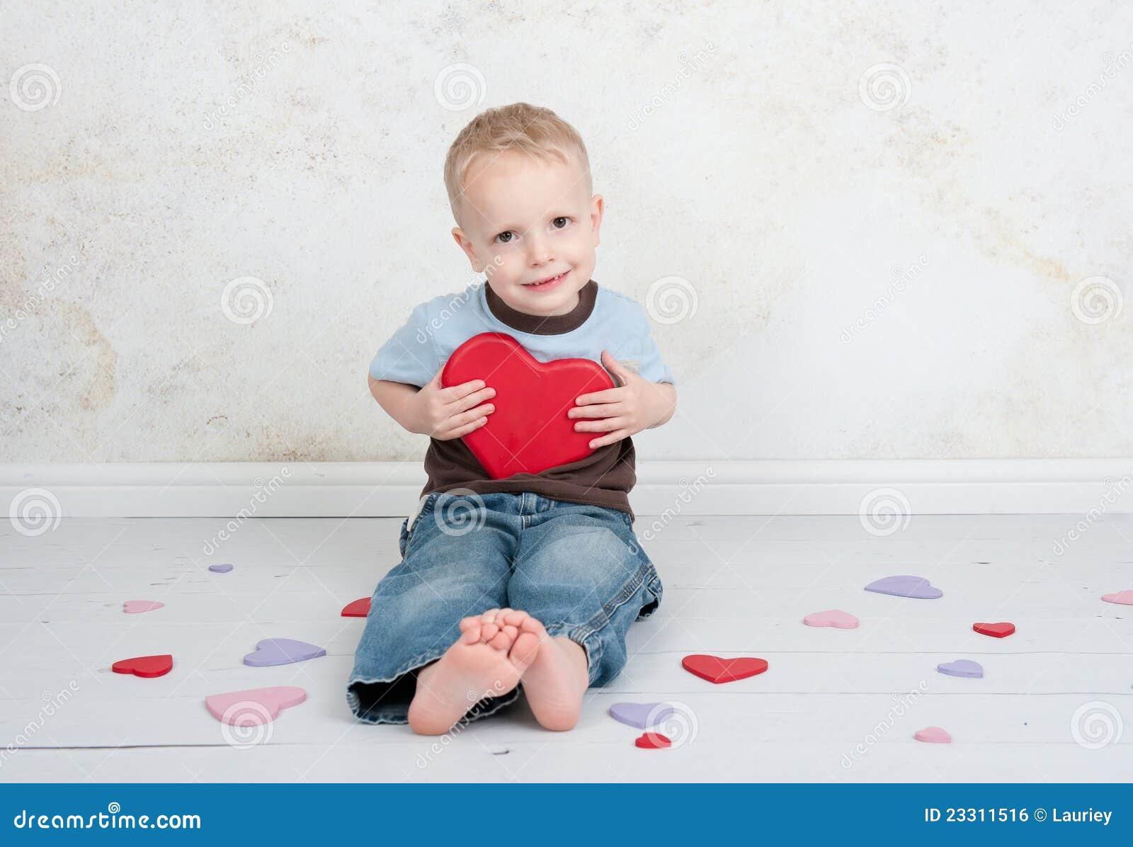 Valentine Love Child