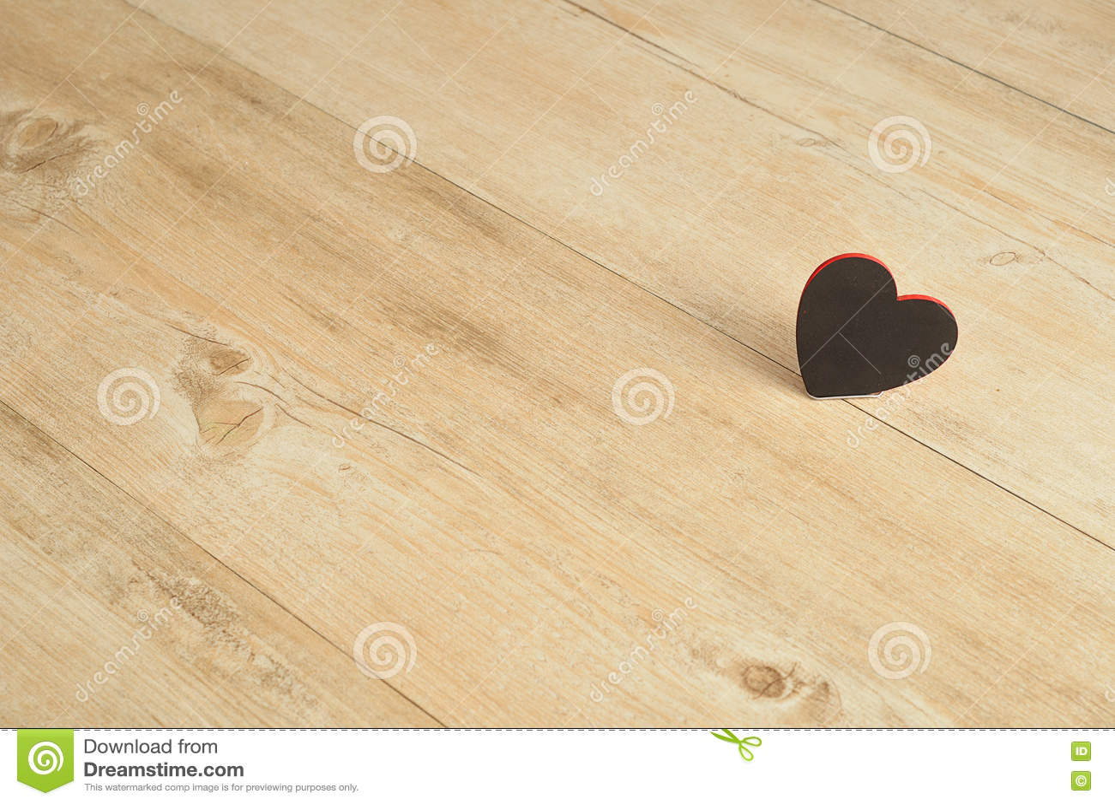 Valentine& x27; s-dag svart hjärta