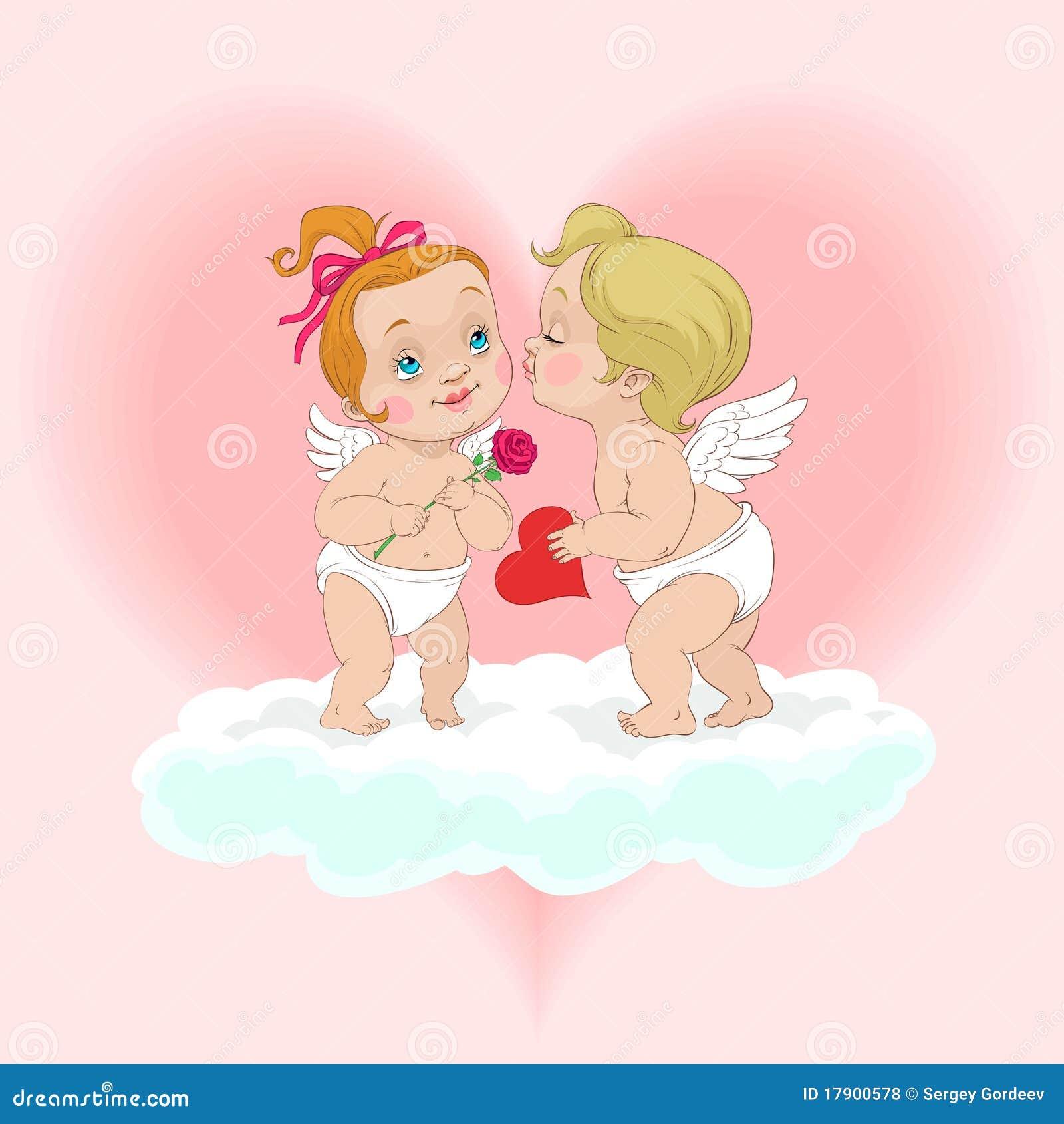 valentine angel clipart - photo #5