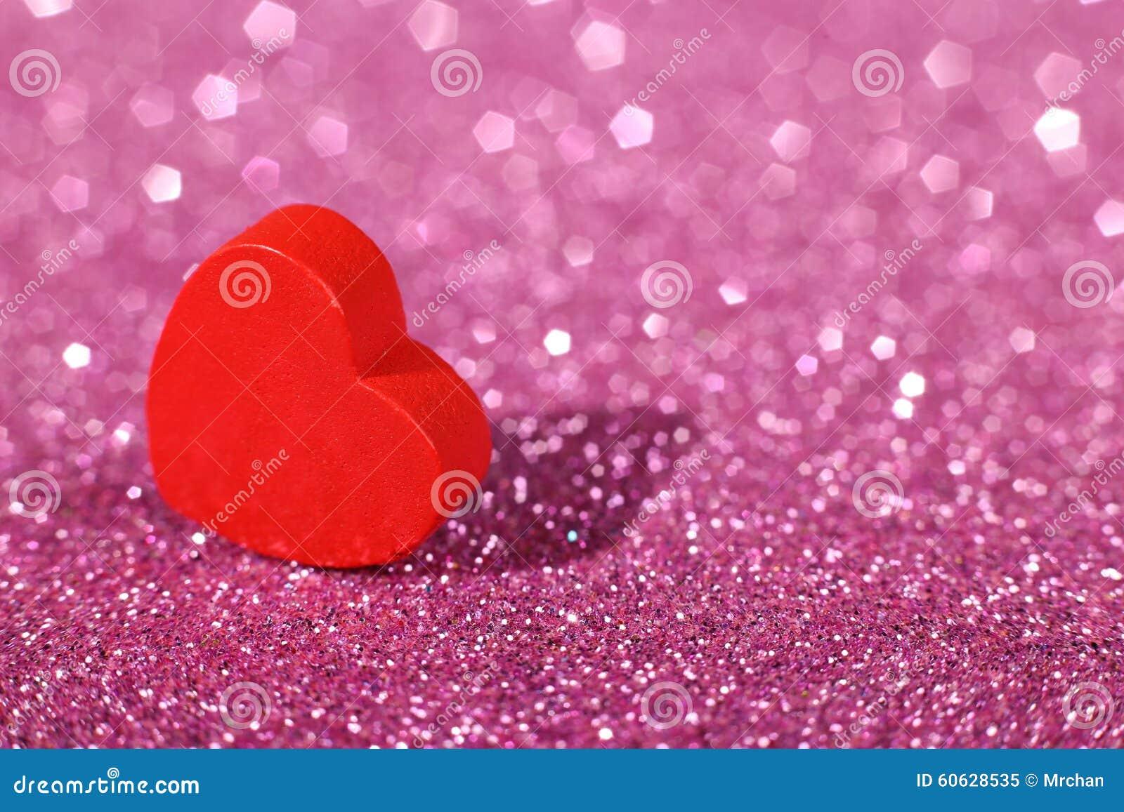 Valentine's Day Background Stock Photo