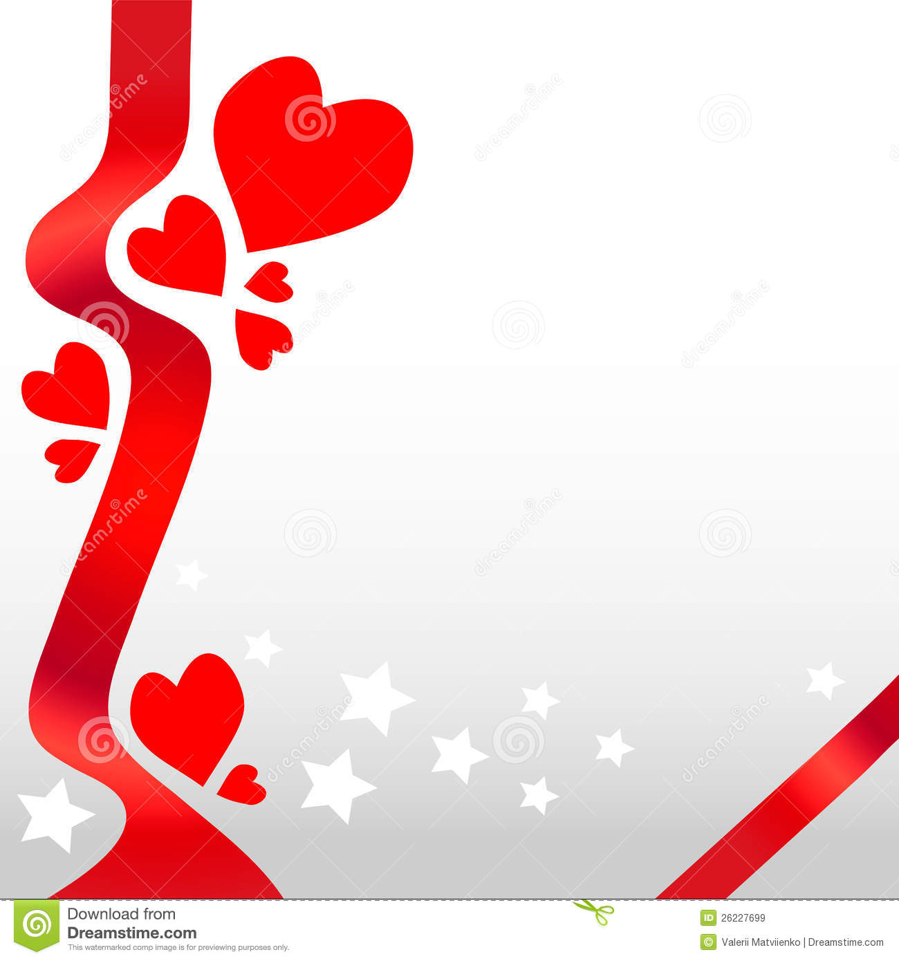 Royalty free stock images valentine 39 s day card design for Designs for valentine cards