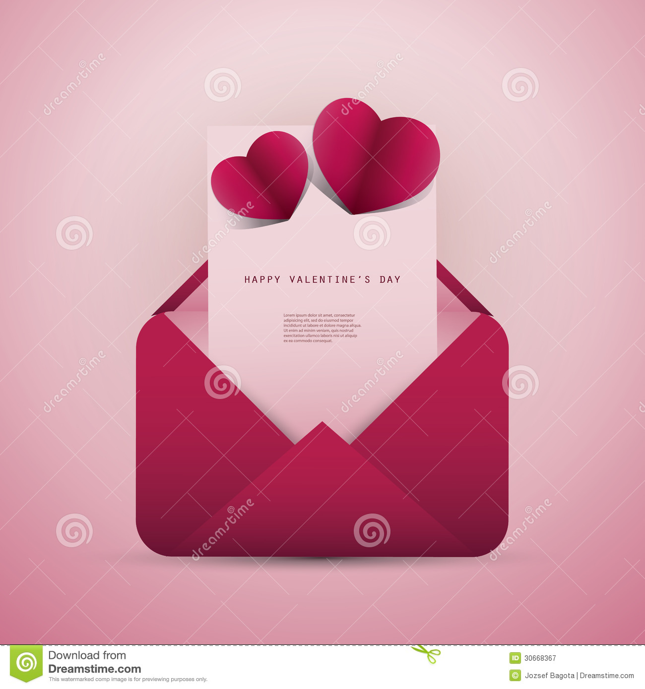 Valentines Day Card Royalty Free Photography Image 30668367 – What to Right on a Valentine Day Card