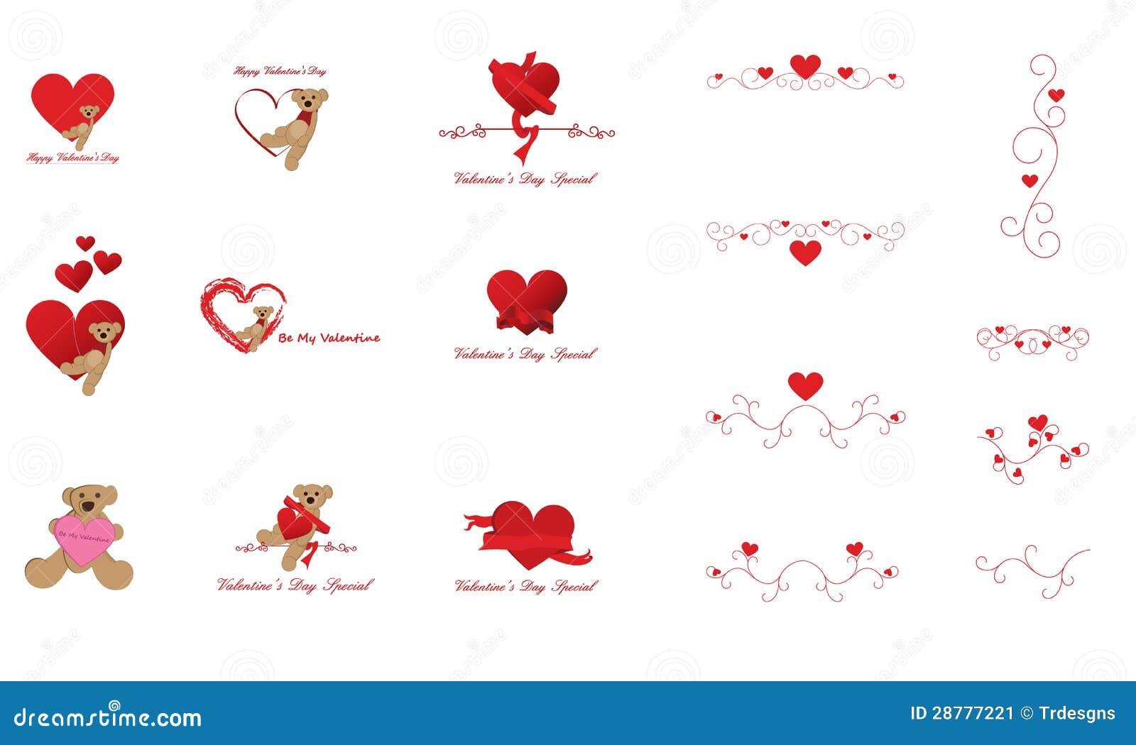 Valentines Day Borders Clip Art Valentine s day clip art and