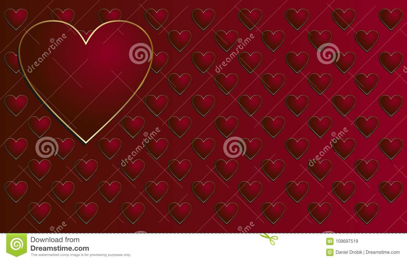 Valentines Day Is A Day When The Symbol Of The Heart Means More