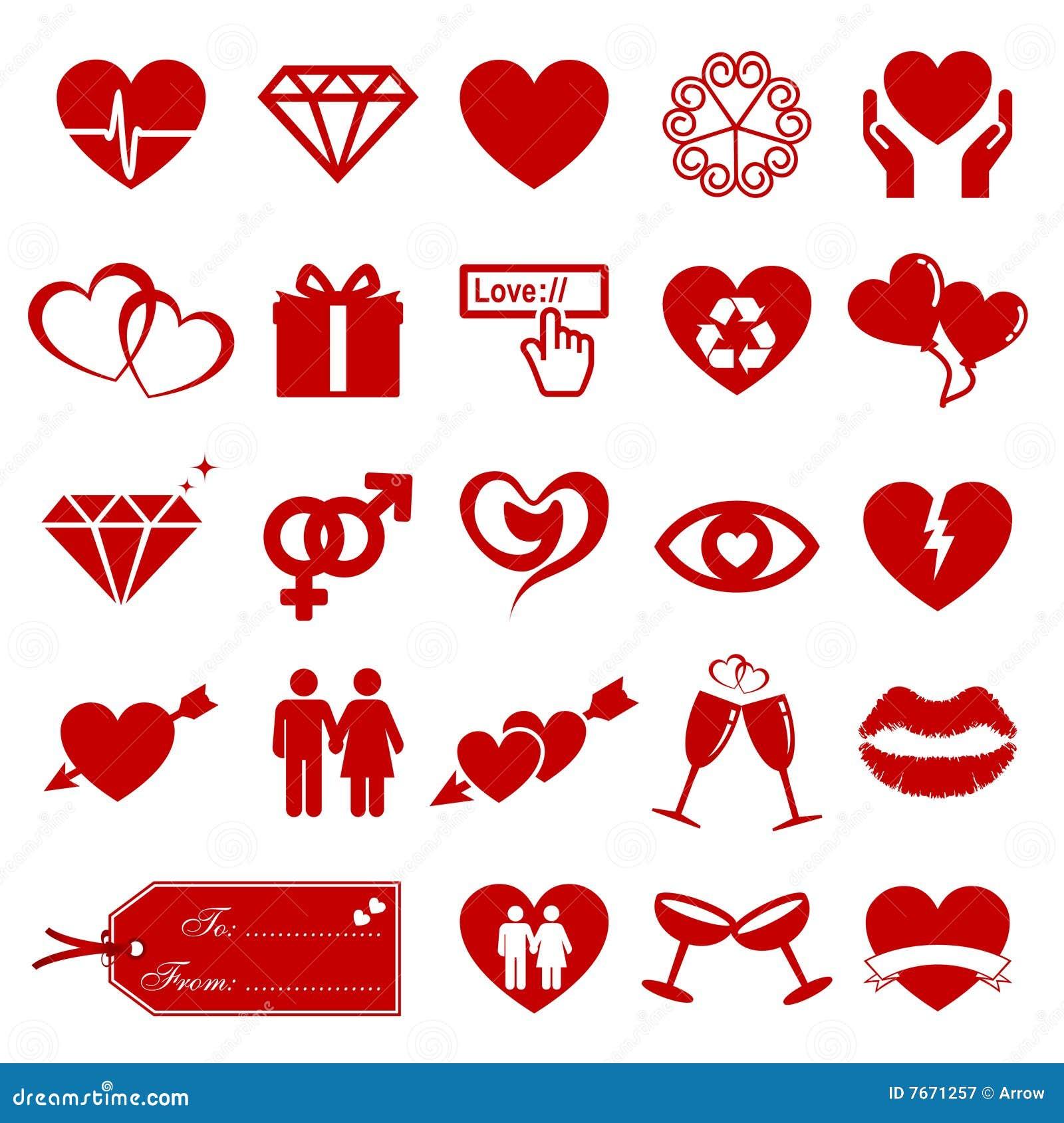 Valentines Day Element Stock Illustration Illustration Of