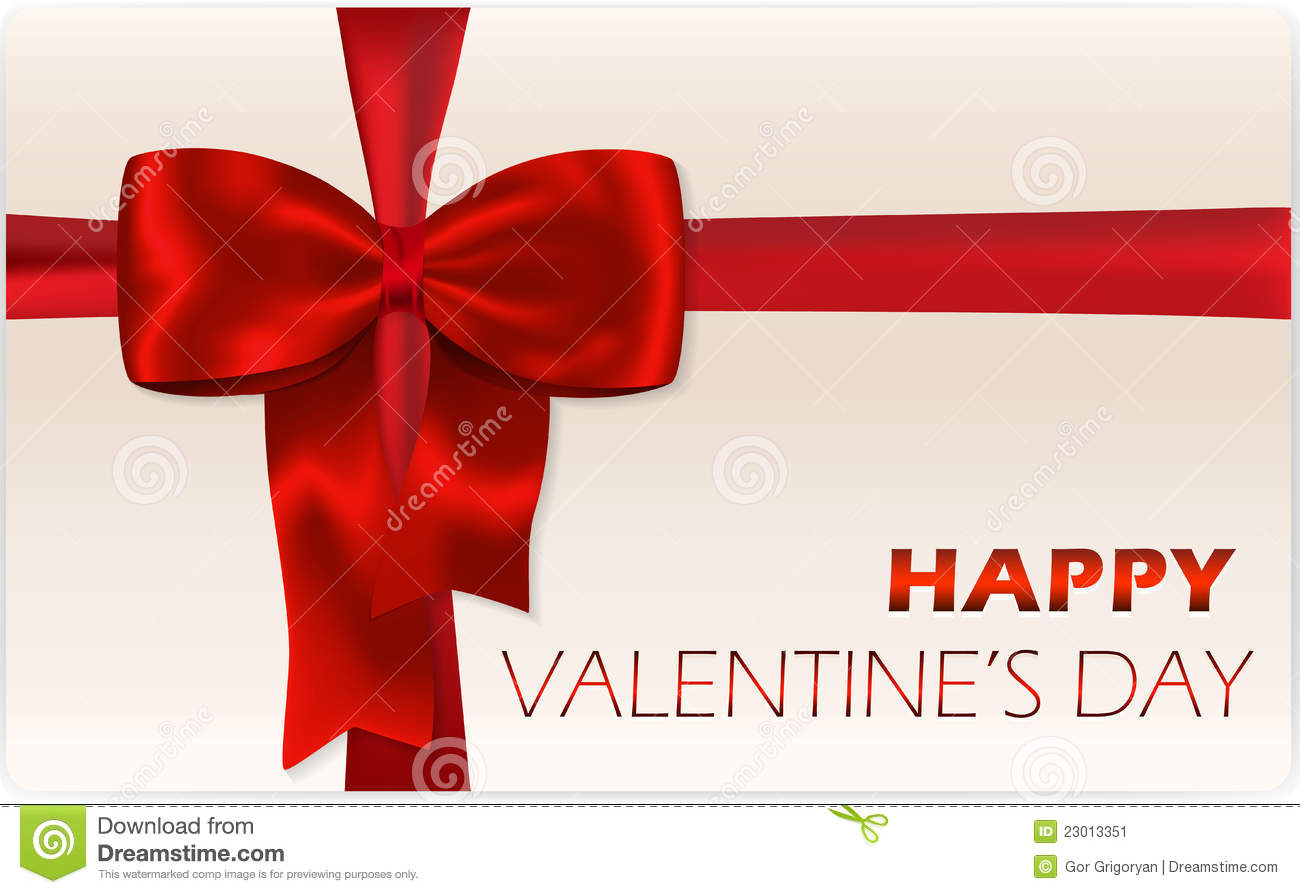Valentine 39 s day gift card stock image image 23013351 for What to give for valentines day