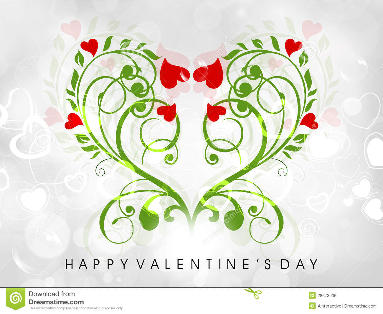 Valentines Day Greeting Card Or Gift Card Royalty Free – Valentine Day Gift Cards