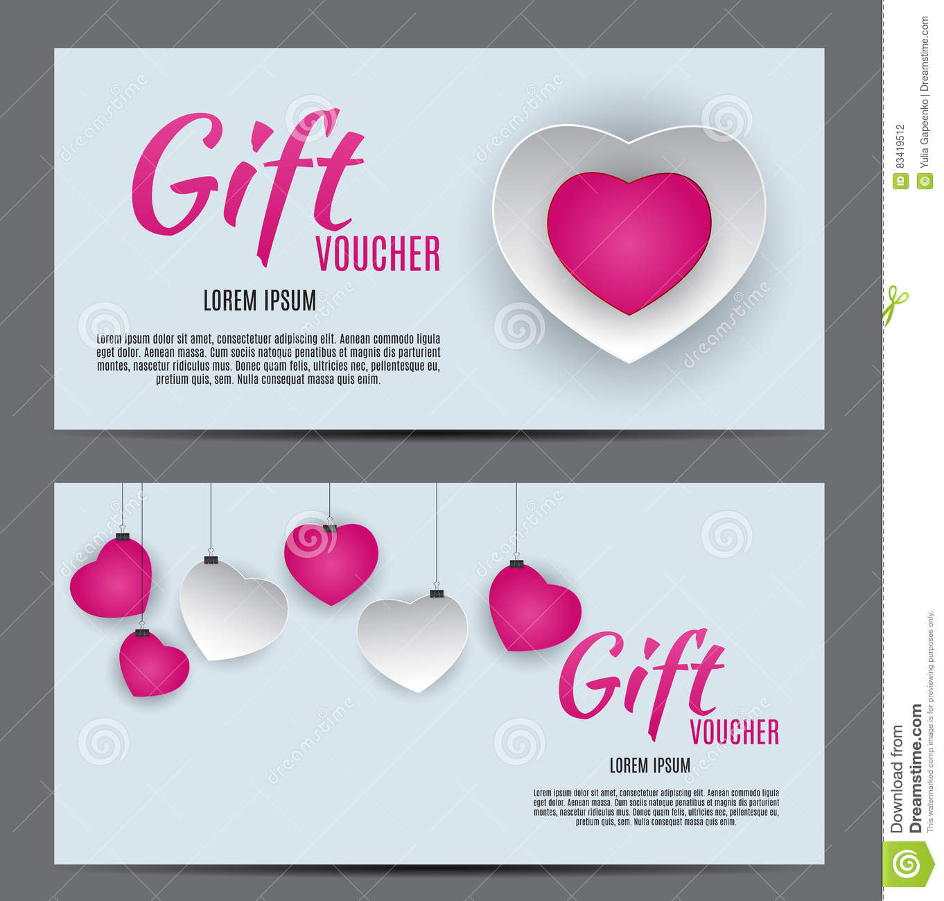 valentine s day heart symbol gift card love and feelings