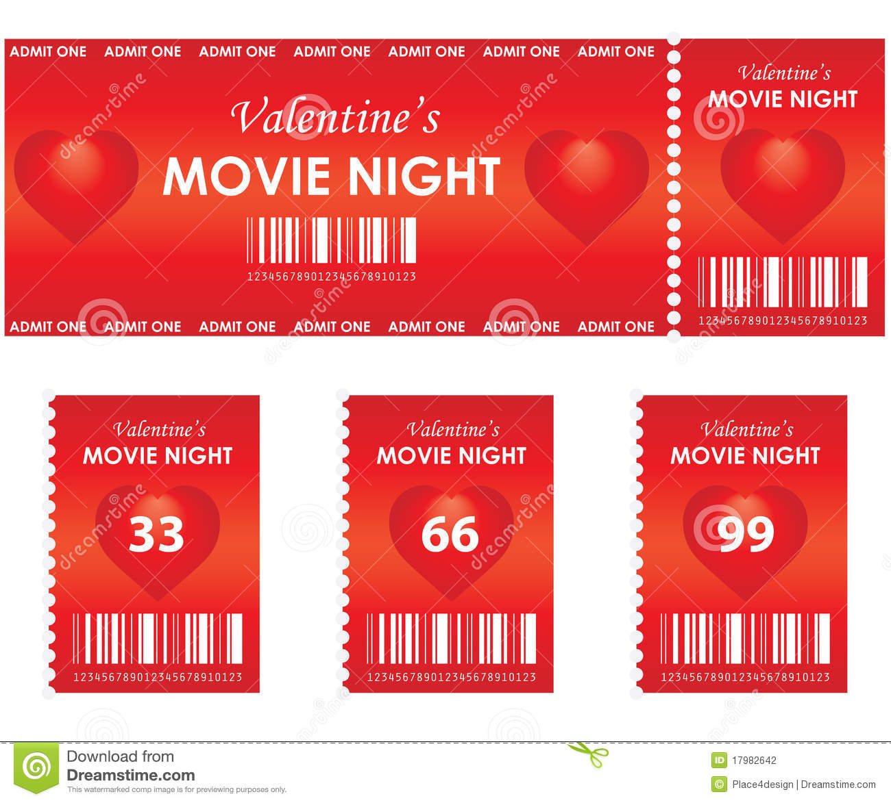 valentine 39 s movie night stock photography image 17982642