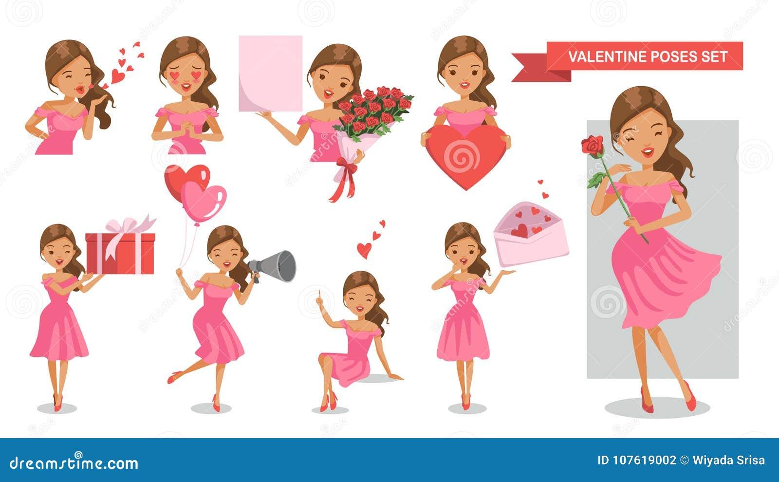 Valentine Women