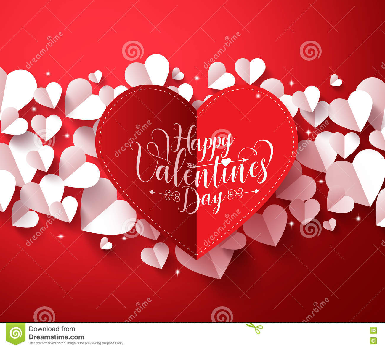 Valentines background concept in red color with happy valentines day valentines background concept in red color with happy valentines day greetings card m4hsunfo Choice Image