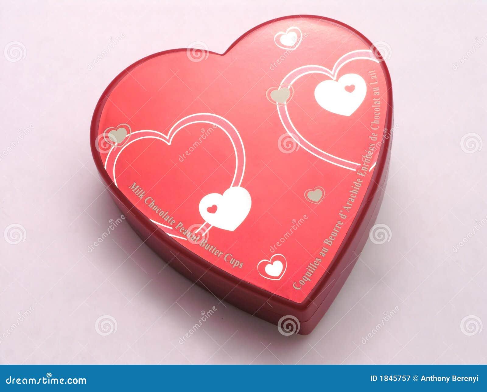 Sugar Free Valentines Day Chocolate Box