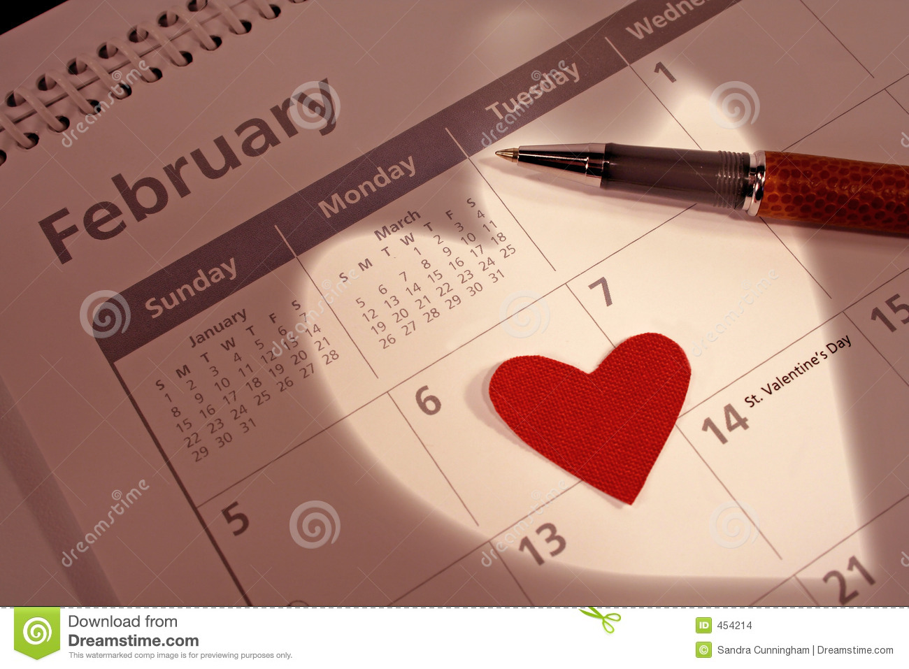 valentines date stock images