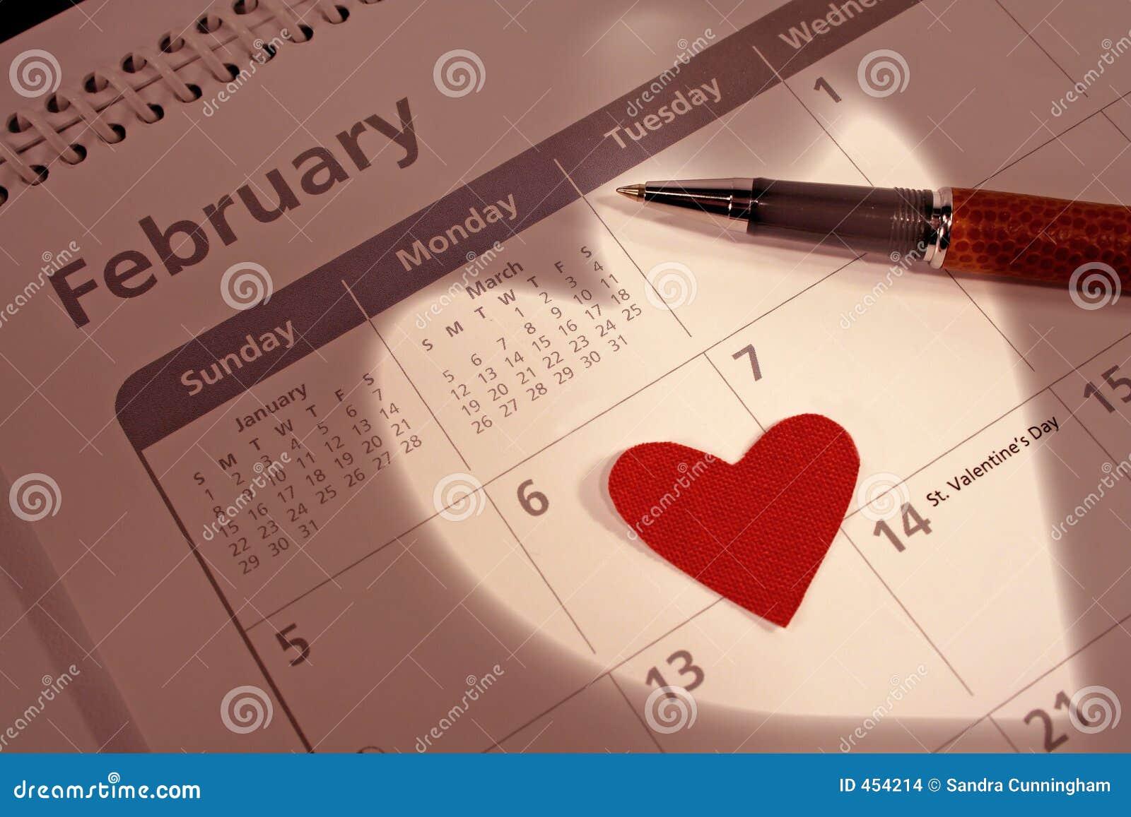 valentines date - Whens Valentines