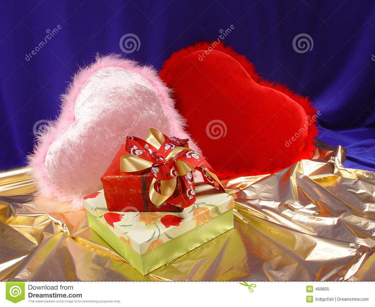 Download Valentines day stock image. Image of valentines, gift, valentine - 469805