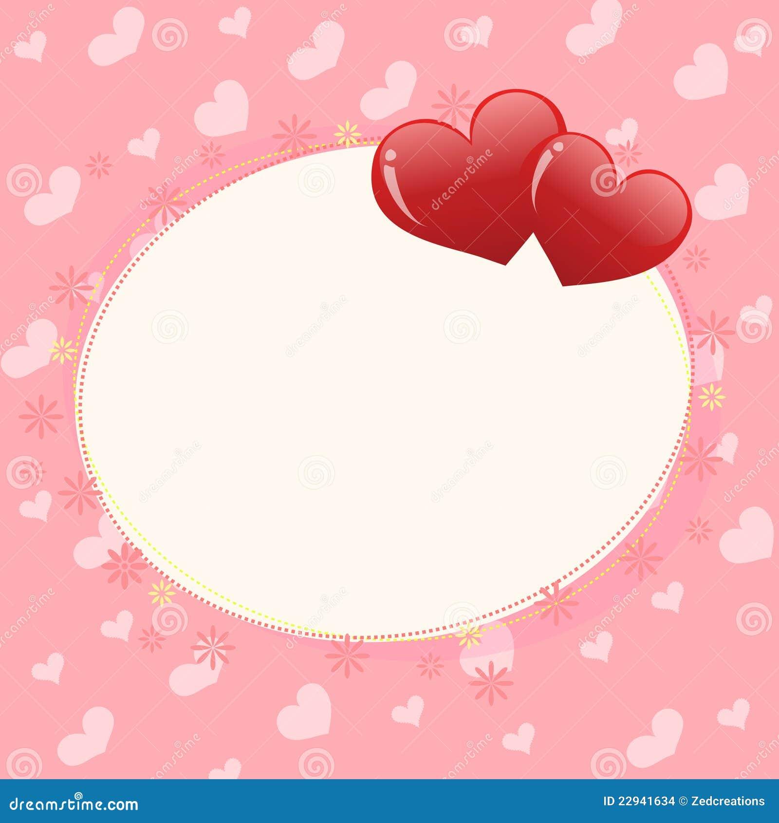 Valentines Day Border   New Calendar Template Site