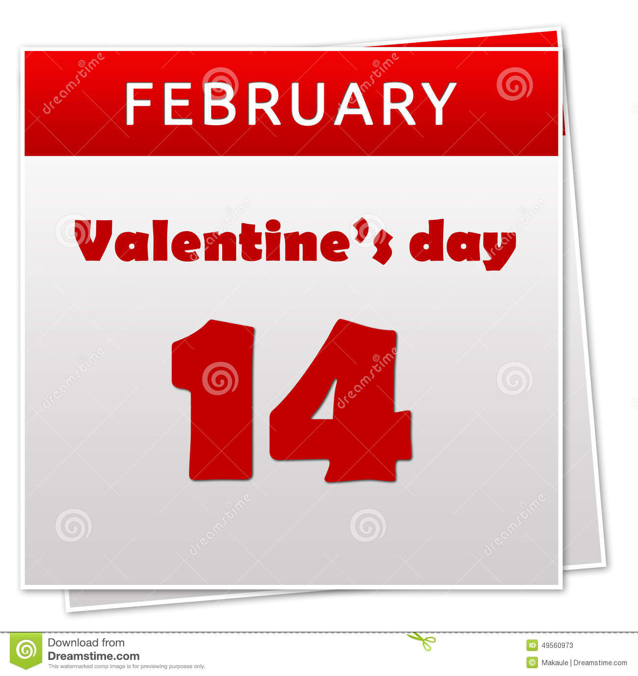 Valentines Day stock image. Image of note, february ...