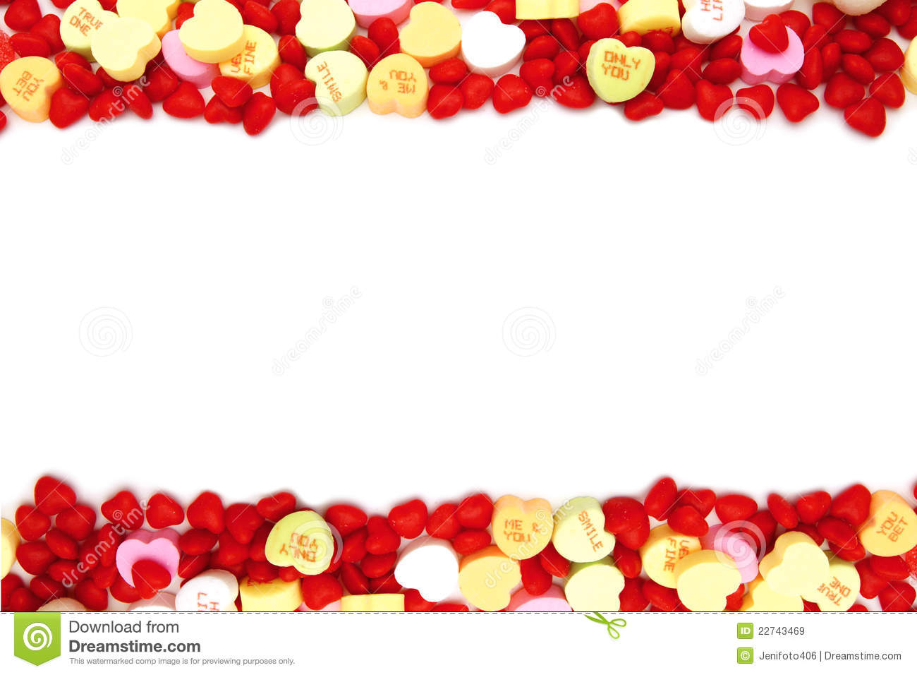 Valentines Day Page Border Underfontanacountryinncom