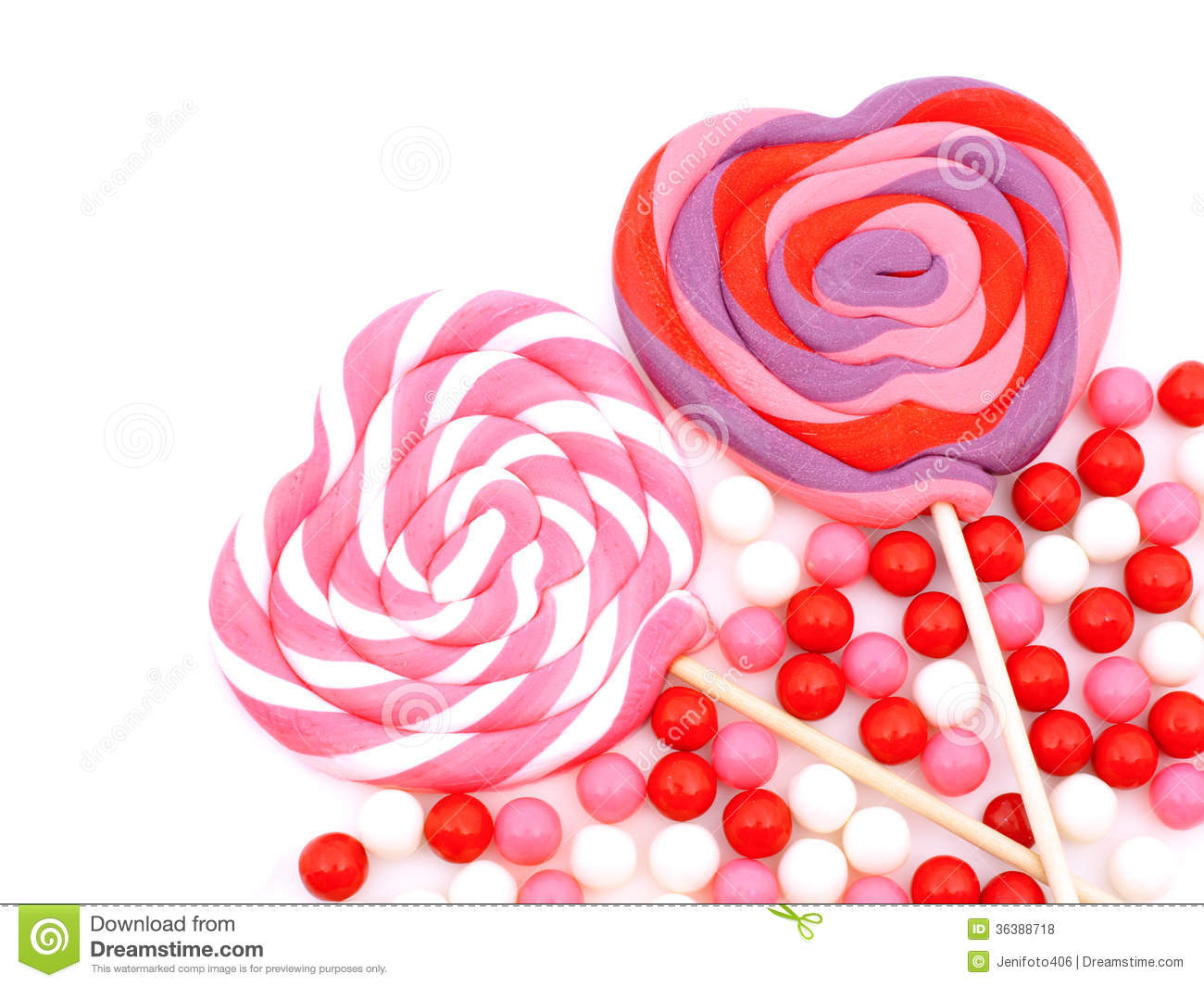 valentines-day-candy-heart-shaped-lollipops-corner-border-36388718 jpgValentines Day Candy Borders Free