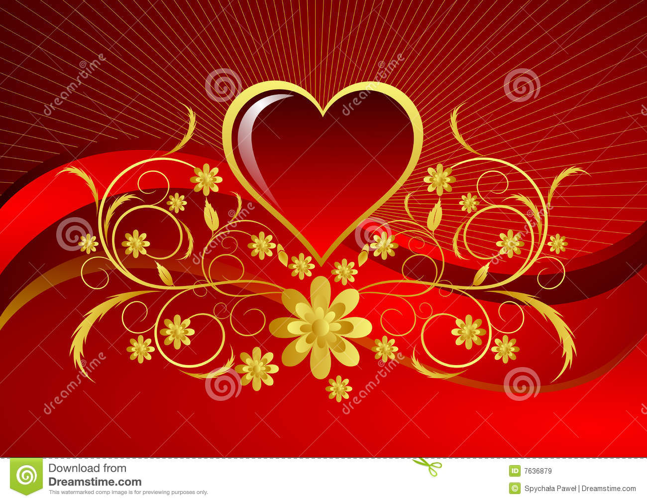 Valentines Day Card Royalty Free Images Image 7636879 – Beautiful Valentine Day Cards