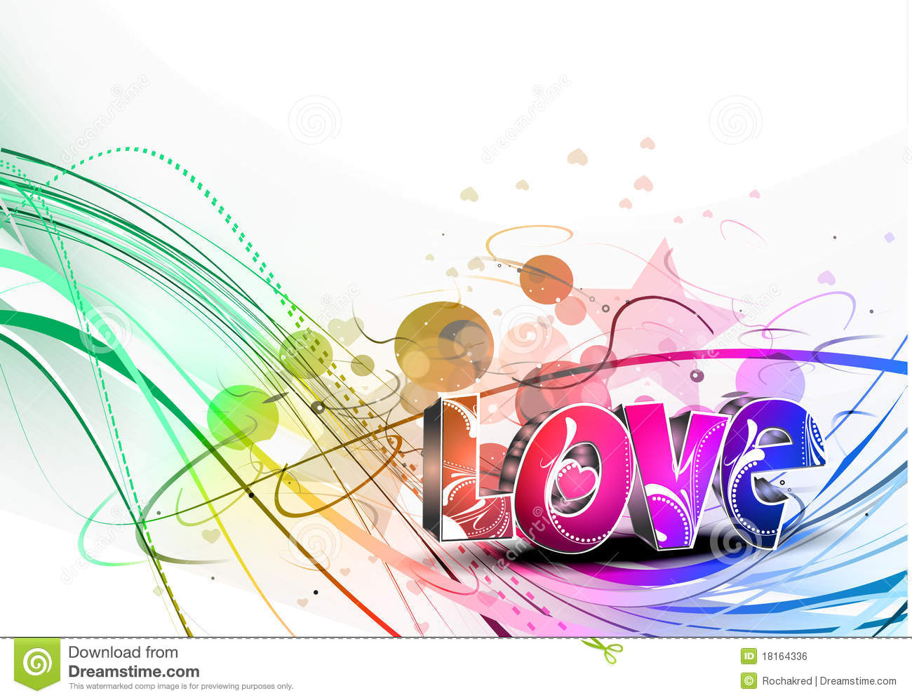 Love Design Background Viewing Gallery