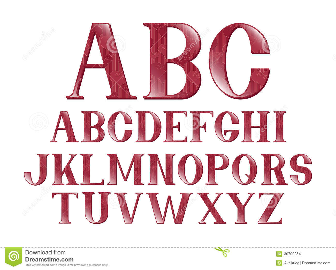 Happy Valentines Day Font