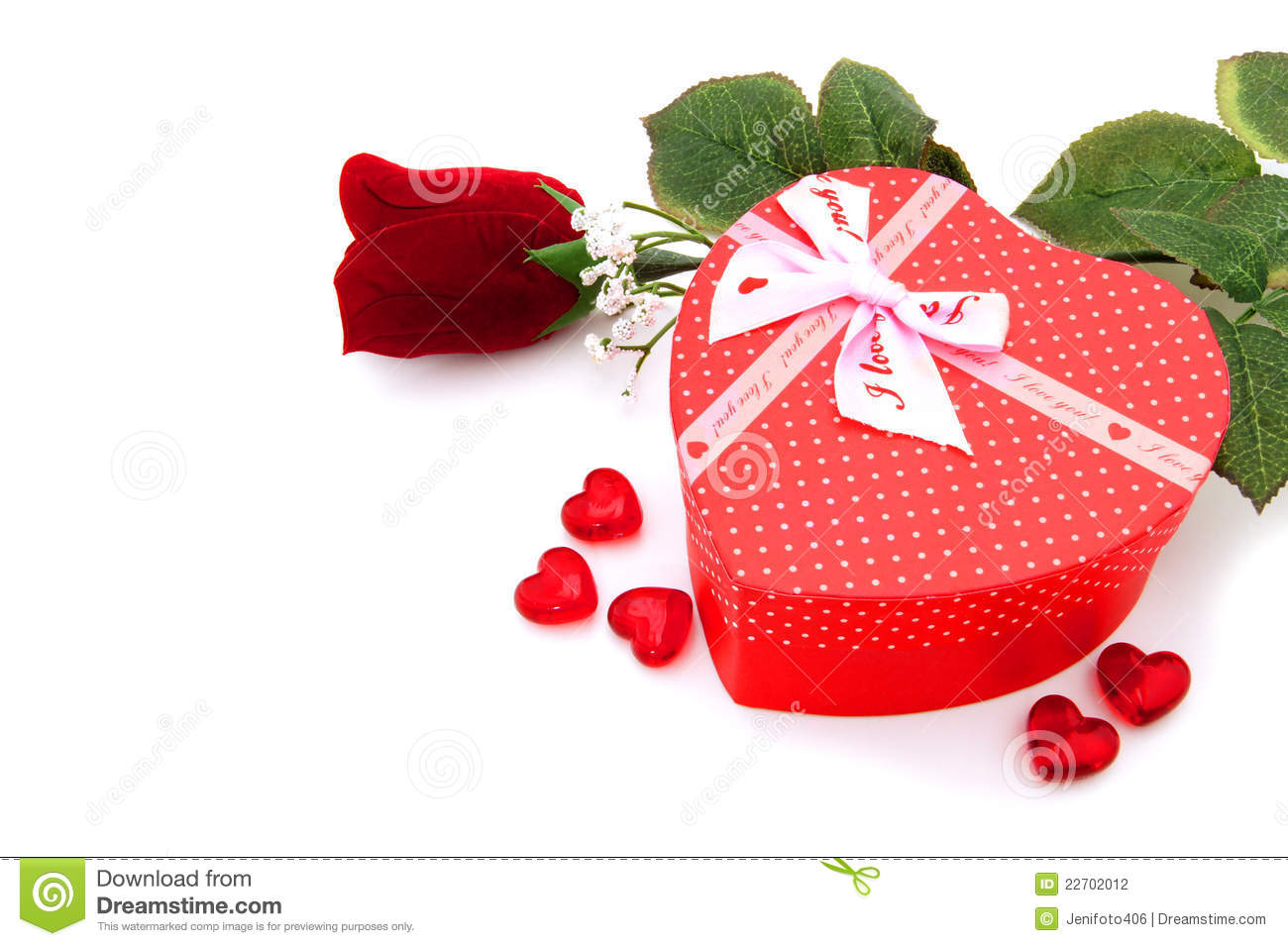 Valentines Day Gifts Stock Photography - Image: 22702012