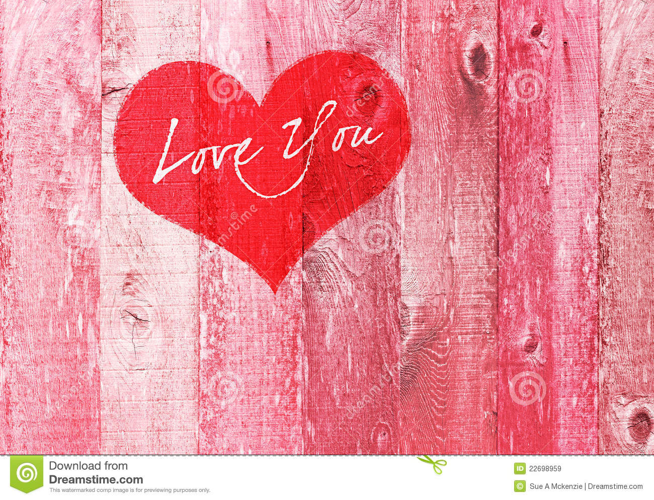 valentines day heart love you holiday gretting pink wood. Black Bedroom Furniture Sets. Home Design Ideas