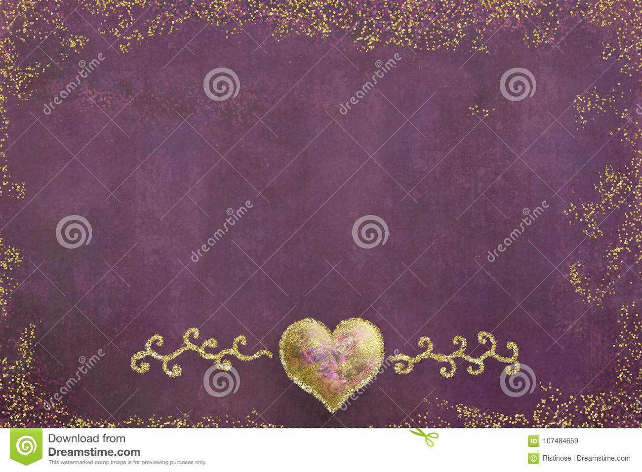 Lovers greeting cards stock image image of gold background 107484659 download lovers greeting cards stock image image of gold background 107484659 m4hsunfo