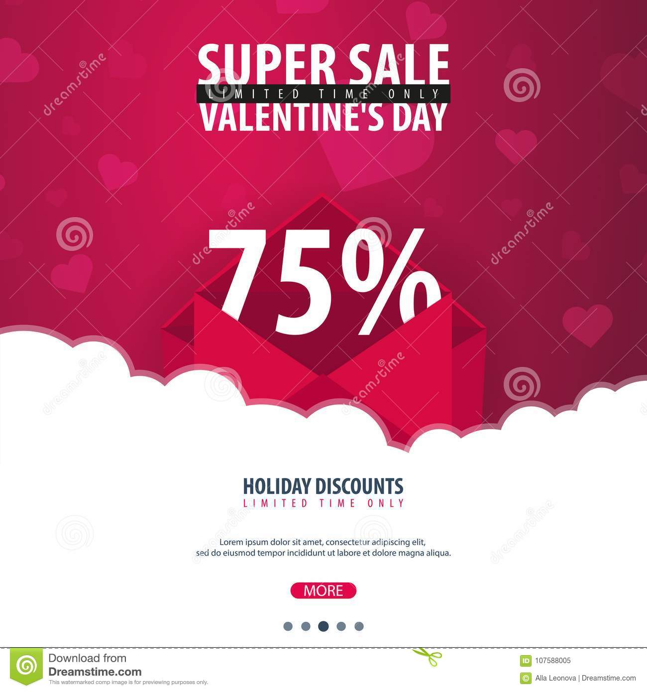 Valentines Day Sale Background Wallpaper Flyers Invitation
