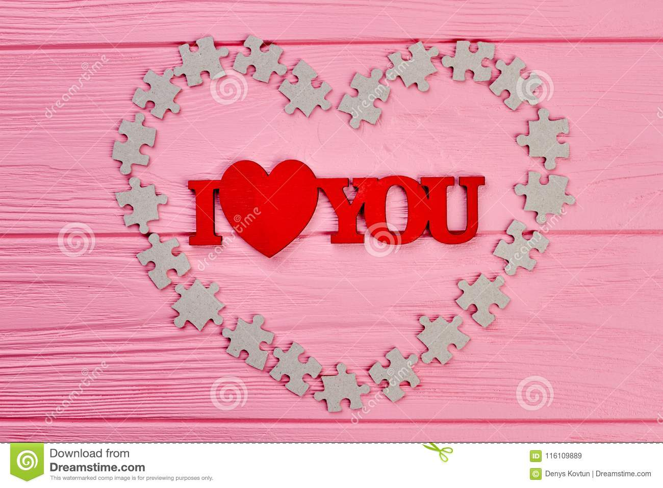 Valentines Day Wooden Background Stock Image Image Of Happiness