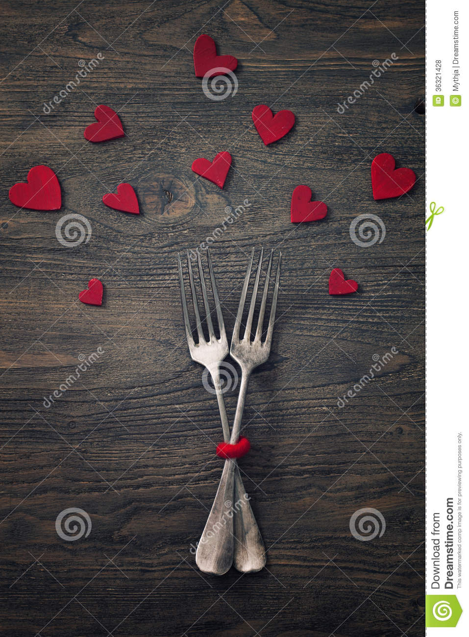 Valentines Dinner Royalty Free Stock Photos Image 36321428