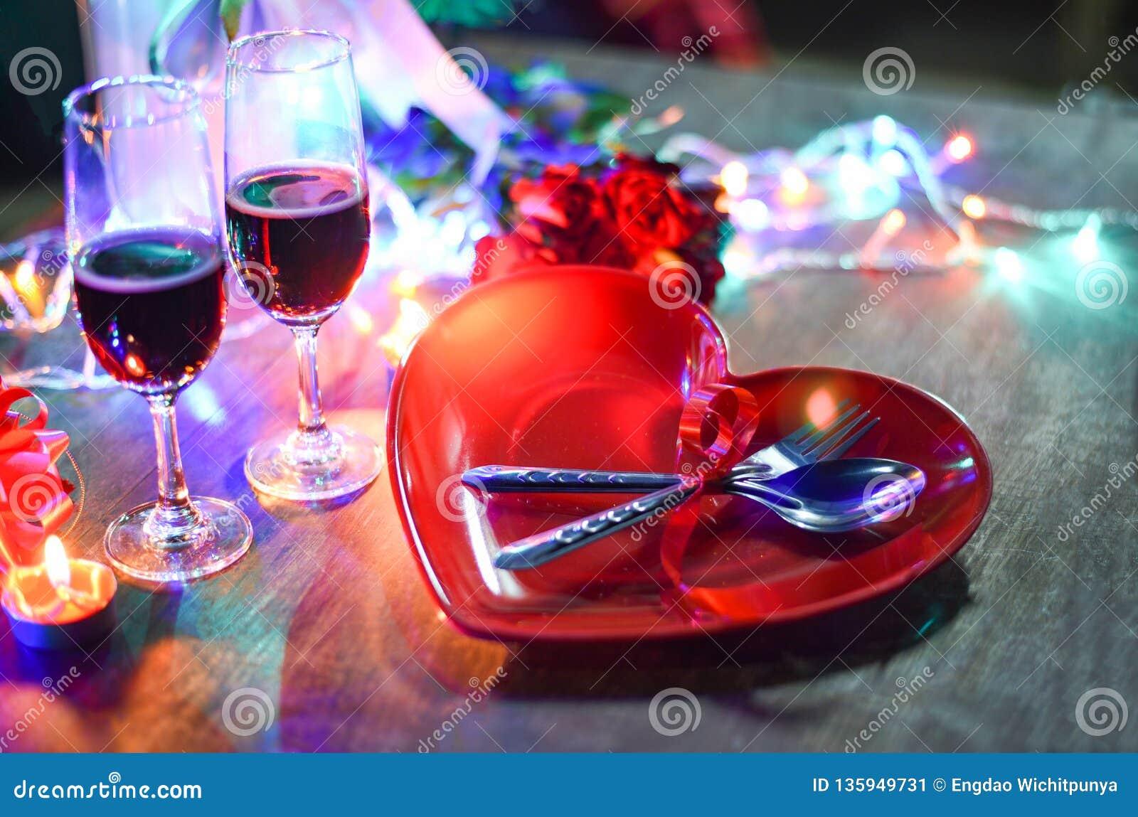 Swell Valentines Dinner Romantic Love Concept Romantic Table Stock Download Free Architecture Designs Scobabritishbridgeorg