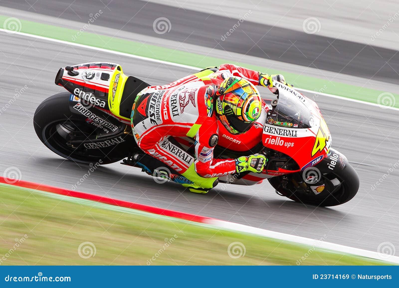 Valentino Rossi Editorial Stock Image - Image: 23714169