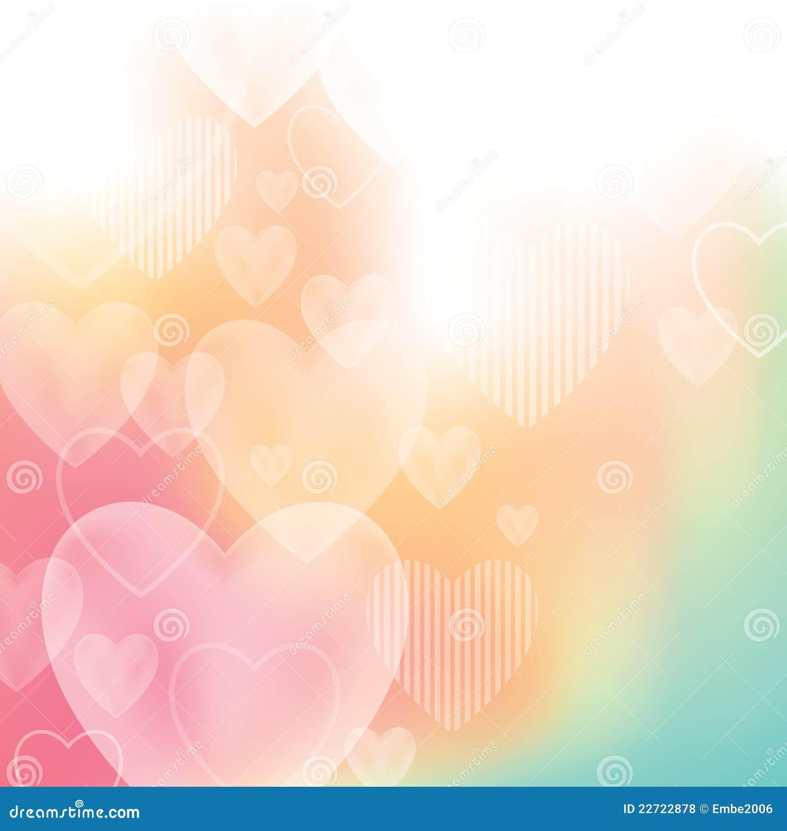 Valentinsgruß-Hintergrund