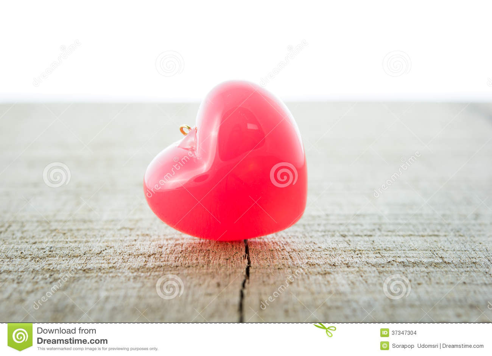 Valentinsgruß-Tageshintergrund Rot-Herz