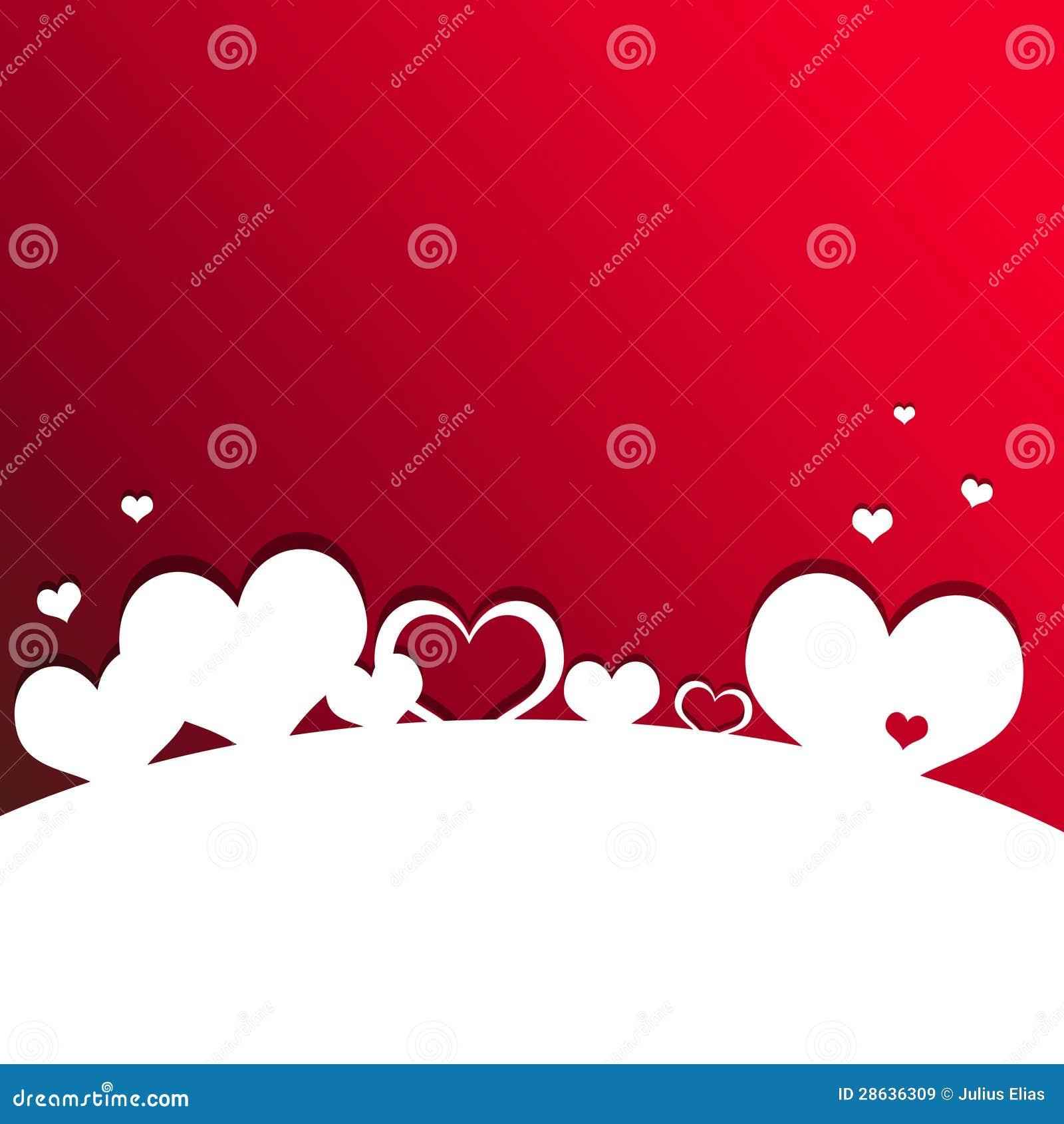 Valentinsgruß-Tageskarte 5